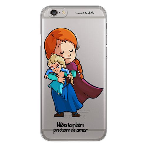 Imagem de Capa para celular - Vilões Precisam de Amor   Elsa