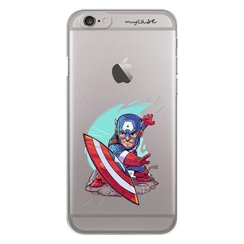 Imagem de Capa para celular - Capitão América