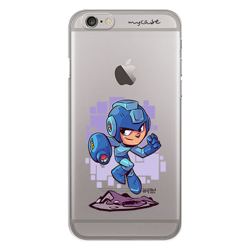 Imagem de Capa para celular - Mega Man