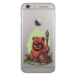 Imagem de Capa para celular - Star Wars | Wicket