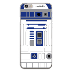 Imagem de Capa para celular - Star Wars | R2D2 Flat