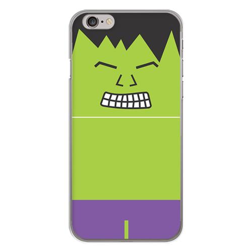 Imagem de Capa para celular - Hulk Flat