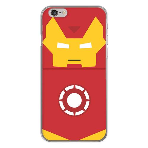 Imagem de Capa para celular - Homem de Ferro Flat