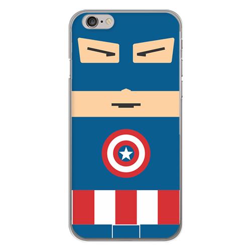 Imagem de Capa para celular - Capitão América Flat