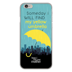 Imagem de Capa para celular - How I Met Your Mother   Yellow Umbrella