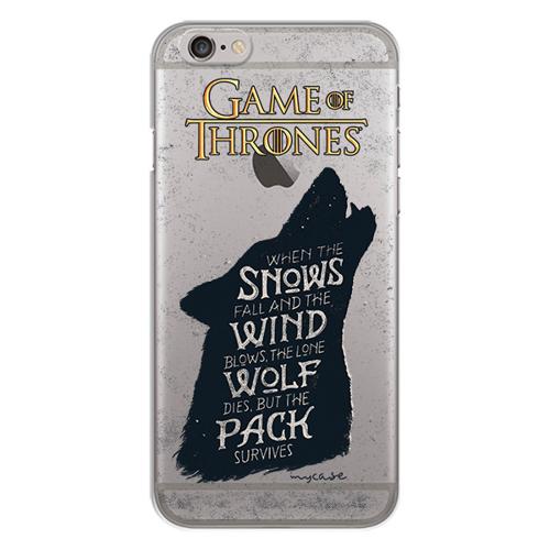 Imagem de Capa para celular - Game Of Thrones | Wolf Dies