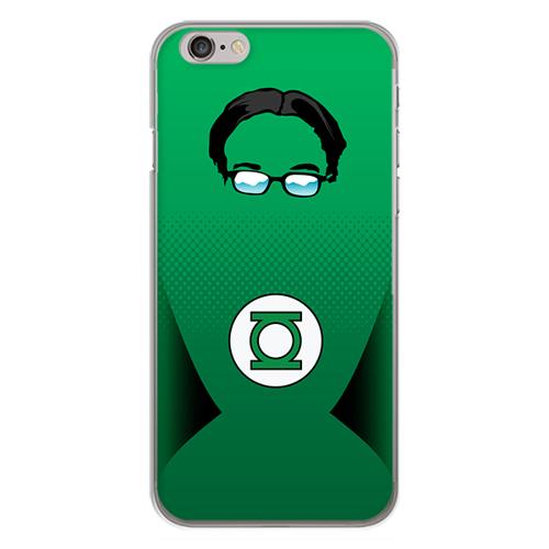 Imagem de Capa para celular - The Big Bang Theory | Leonard