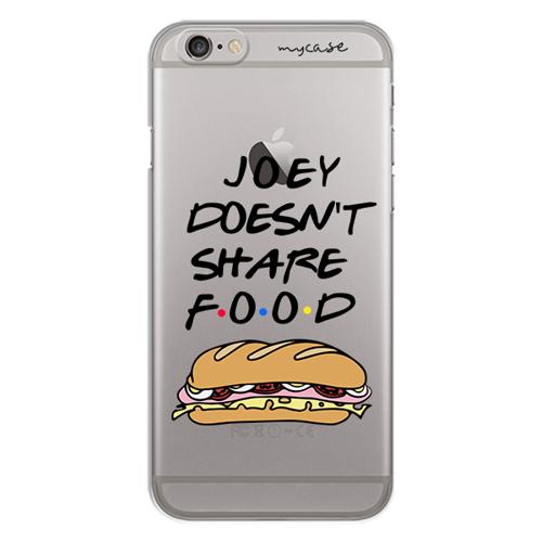 Imagem de Capa para celular - Friends | Joey Doesnt Share Food