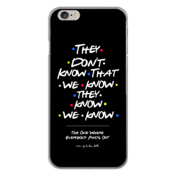 Imagem de Capa para celular - Friends | They Dont Know That We Know
