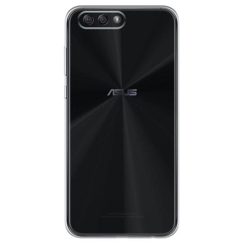 """Imagem de Capa para Zenfone 4 5.5"""" (ZE554KL) de TPU - Transparente"""
