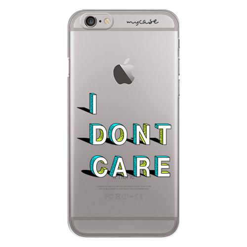 Imagem de Capa para celular - I Dont Care