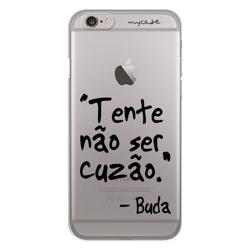 Imagem de Capa para celular - Tente não ser cuzão - Buda