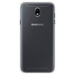 Imagem de Capa para Galaxy J7 Pro de TPU - Transparente
