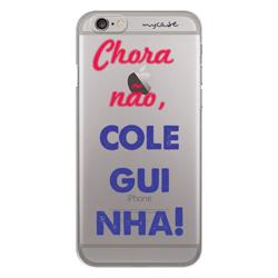 Imagem de Capa para celular - Chora não, coleguinha