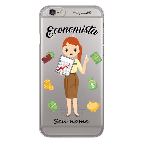 Imagem de Capa para celular - Economista - Mulher