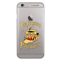 Imagem de Capa para celular - Harry Potter | Espresso Patronum
