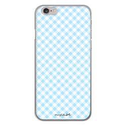 Imagem de Capa para celular - Xadrez Azul