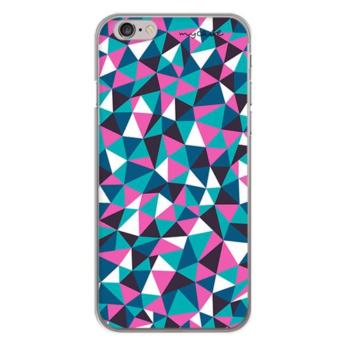 Imagem de Capa para celular - Triângulos