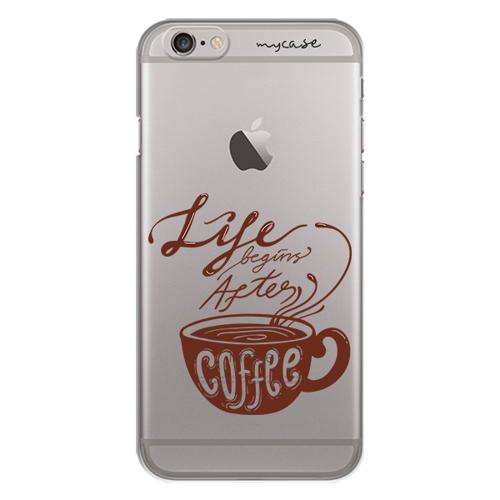 Imagem de Capa para celular - Life Begins After Coffee