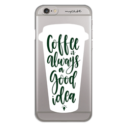 Imagem de Capa para celular - Coffee is Always a Good Idea