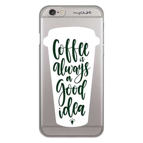 Imagem de Capa para celular - Coffee is Always a Good Idea