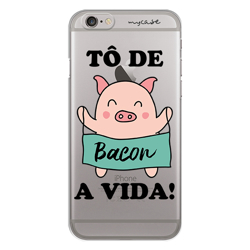 Imagem de Capa para celular - Tô de Bacon a vida