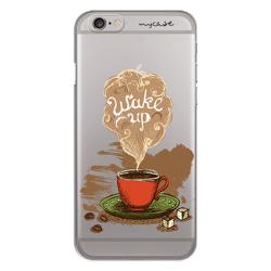 Imagem de Capa para celular - Café - Wake up