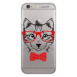 Imagem de Capa para celular - Gato de gravata