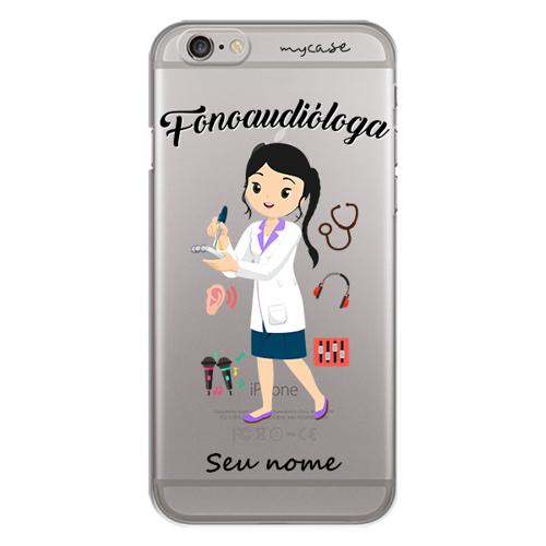Imagem de Capa para celular - Fonoaudióloga
