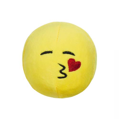 Imagem de Emoji Pelúcia 7 cm com Ventosa - MultiKids