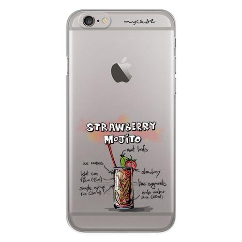 Imagem de Capa para celular - Drinks   Strawberry Mojito