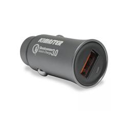 Imagem de Carregador Veicular USB Turbo 2.4A - Kimaster