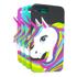Imagem de Capa para iPhone 7 de Silicone - Unicórnio