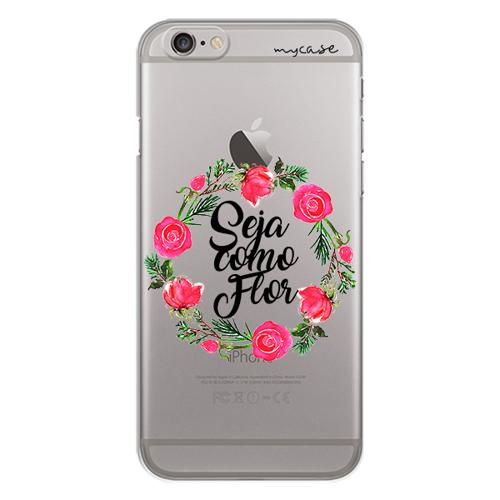 Imagem de Capa para celular - Seja Como Flor