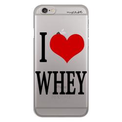 Imagem de Capa para celular - I Love Whey