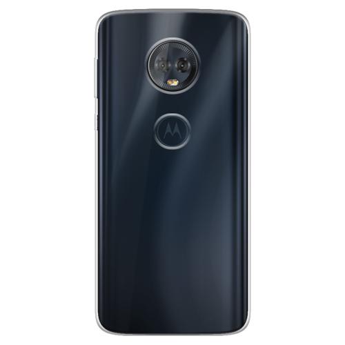 Imagem de Capa para Moto G6 Play de TPU - Transparente