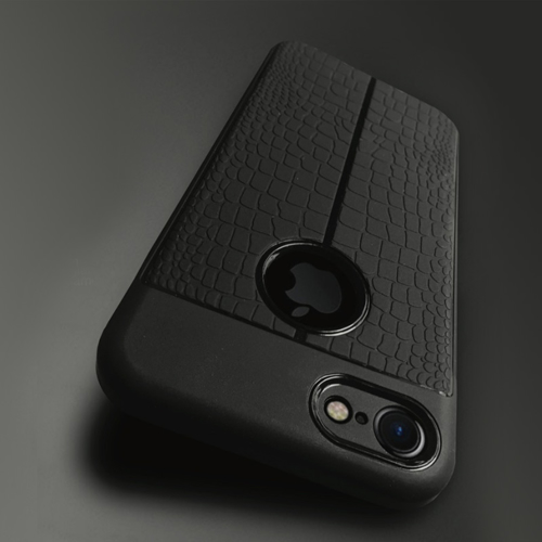 Imagem de Capa para iPhone 7 de TPU - Jacaré