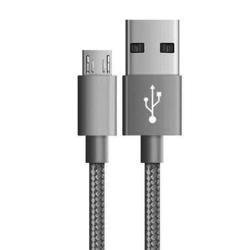 Imagem de Cabo Micro USB de Corda - KinGo