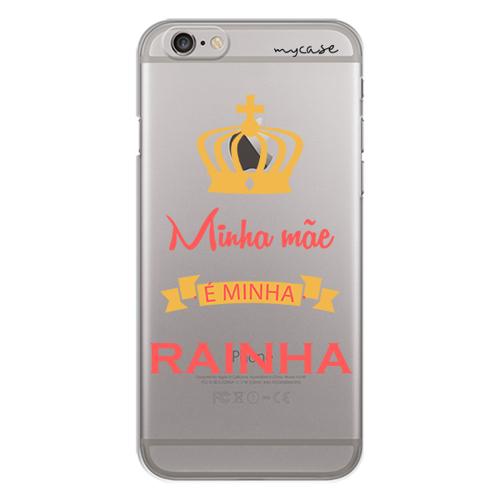 Imagem de Capa para celular - Minha Mãe é Minha Rainha