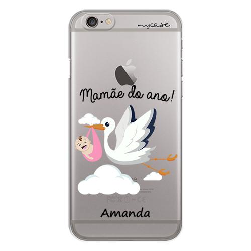 Imagem de Capa para celular - Mamãe do Ano | Com Nome