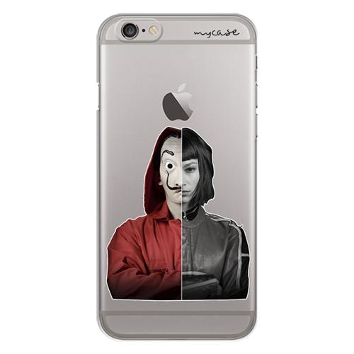 Imagem de Capa para celular - La Casa de Papel   Tokio