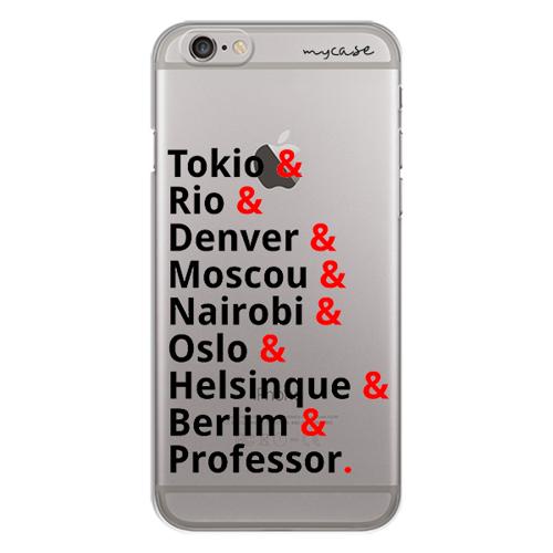 Imagem de Capa para celular - La Casa de Papel | Nomes