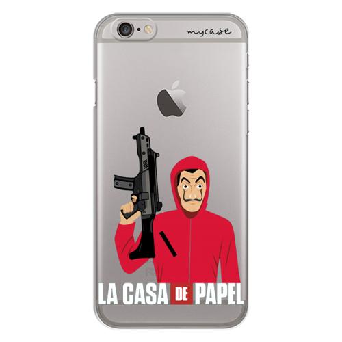 Imagem de Capa para celular - La Casa de Papel