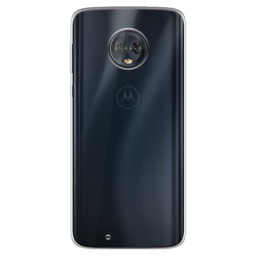 Imagem de Capa para Moto G6 de TPU - Transparente