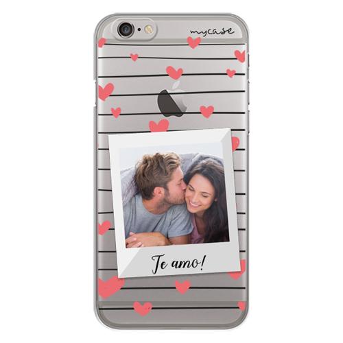 Imagem de Capa para celular - Frame | Te amo