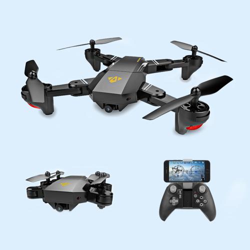 Imagem de Drone Tianqu XS809W com Câmera de 2.0MP