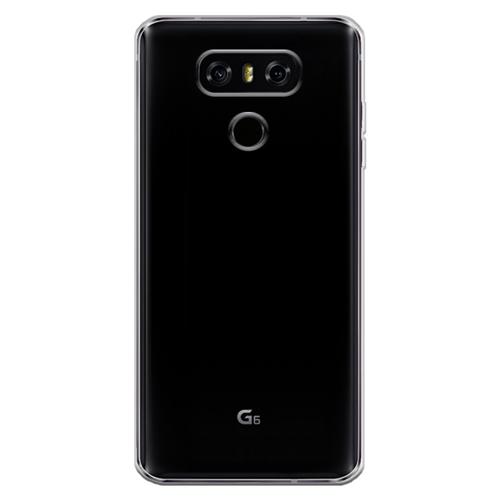 Imagem de Capa para LG G6 de TPU - Transparente