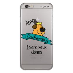 Imagem de Capa para celular - Amo Cachorros, Tolero Seus Donos.