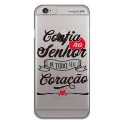 Imagem de Capa para celular - Confia no Senhor de Todo Seu Coração