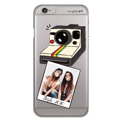 Imagem de Capa para celular - Frame e Polaroid | Com Foto